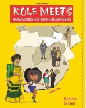 Kole Meets Mama Winnie's South African Friends